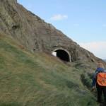U jednoho z  tunelů
